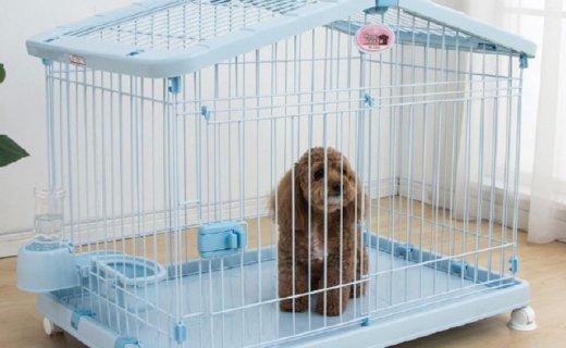 愛麗思HCA-800房屋型狗籠:精致又舒適,看護寵物的好選擇