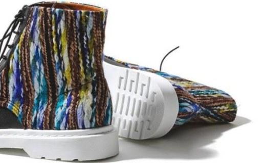 IVYBOI反毛皮齿底休闲鞋:反毛皮面料透气舒适,迷彩拼接时尚美观