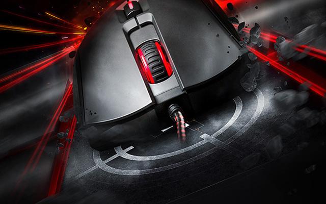 HyperX新品電競鼠標+鼠標墊套裝