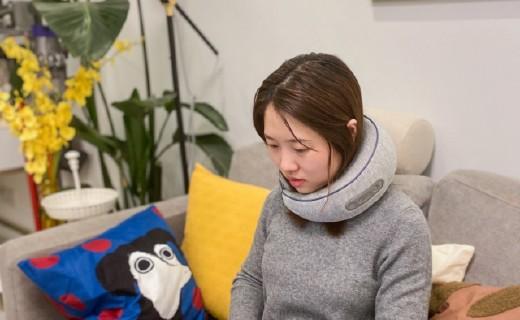拯救低頭族的頸椎按摩器:佩戴方便按摩爽,工作使用無負擔!