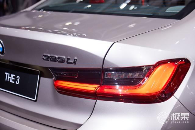 上海车展丨颜值暴增,配置提升,全新宝马3系国产版发布