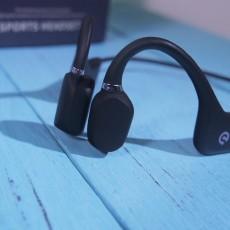 氣傳導耳機比骨傳導耳機好?Sanag A5S 氣傳導耳機測評