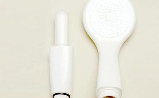 三榮水栓淋浴噴頭:節水去氯改變水質,敏感肌的福音