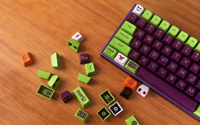 IQUNIX F96 JOKER版无线双模机械键盘万博体育max下载