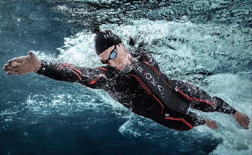 易浮材料制造的高科技泳衣,讓你游得飛起!