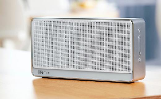 魅族新款藍牙音箱,三頻均衡外觀美