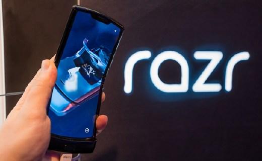 摩托羅拉預計9月推出5G版Razr折疊屏手機,搭載驍龍765G處理器