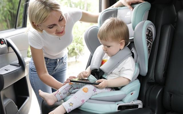 麥凱 兒童安全座椅汽車用