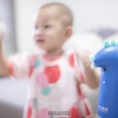 让宝宝爱上洗手:小七泡泡洗手机