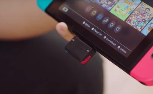 Switch秒连蓝牙耳机!无线适配器GENKI上线Kickstarter网站