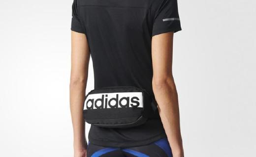 阿迪达斯腰包:轻便易携有效减重,随身佩戴方便日常