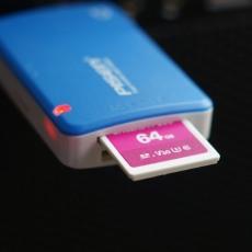 """鎧俠""""拍了拍""""你,東芝存儲64GB  SD卡體驗"""
