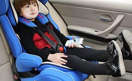 康科德兒童座椅:雙層沖壓全方位減震,貼心呵護寶寶出行安全