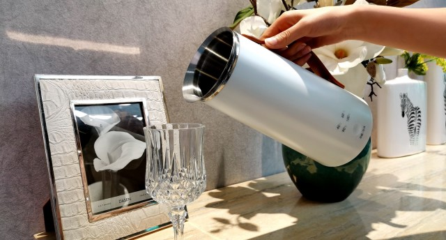 喝水就要喝自己想要的溫度,沏茶倒水,溫度就要自己說了算
