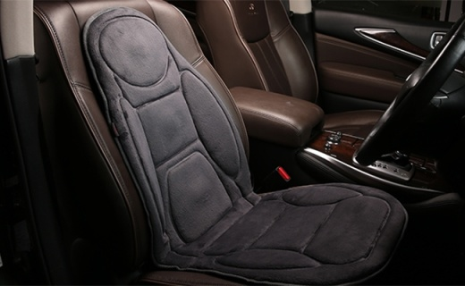 COMFIER 2602汽车坐垫:多点按摩还能加热,老司机开车必备