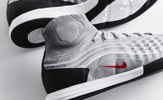 Nike高顏值足球鞋FootballX,小場足球稱王就靠它