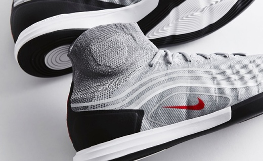 Nike高颜值足球鞋FootballX,小场足球称王就靠它