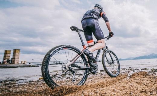 Speedx山地自行车:坚固车架超级帅,好骑不累又吸睛