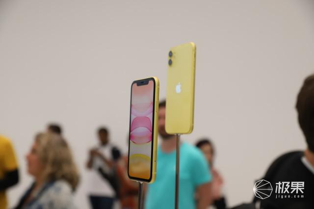 iPhone11上手万博体育max下载:1200万后置双摄+A13仿生芯片,吊打一片友商