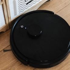 扫拖一体、聪明听话的清洁小助手,科语小黑匣CL512