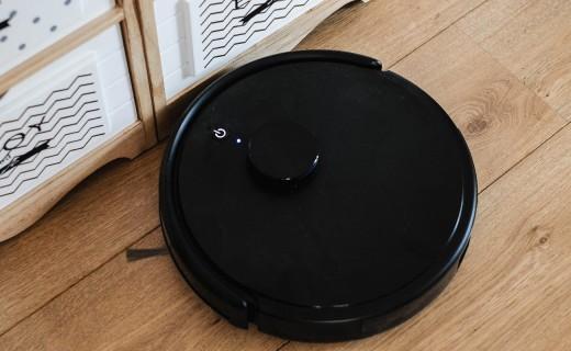 「体验」扫拖一体、聪明听话的清洁小助手,科语小黑匣CL512