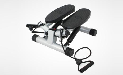 Sunny踏步機:重型鋼結構堅固耐用,直觀感受鍛煉情況