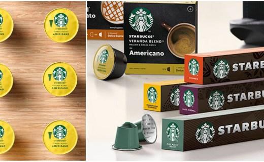 星巴克×雀巢推出膠囊咖啡!24種口味悉數登場,哪個是你最愛?
