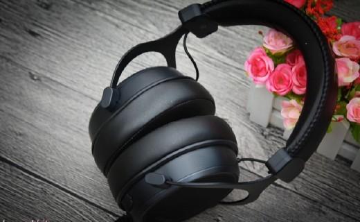 这个外壳?#26800;?#24069;!听声辩位,流光溢彩——达尔优EH925游戏耳机评测