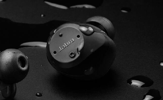 支持心率監測,捷波朗高端無線運動耳機