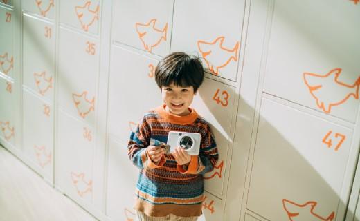 「體驗」打印機能讓親子關系升溫?照片定格即拍即打,美好回憶隨時重溫!