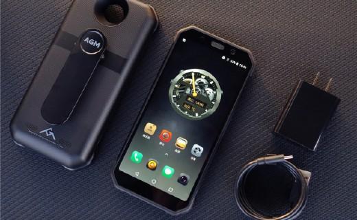 摔不坏的手机过年送长辈,会被拒绝吗?——AGM H1礼品版人肉测试