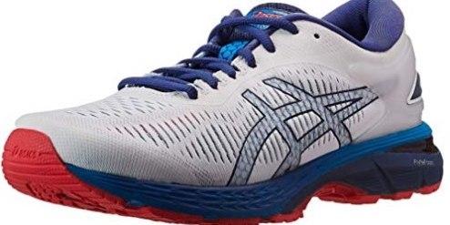 亚瑟士男子跑鞋:GEL柔软缓震系统,DUOMAX长久支撑
