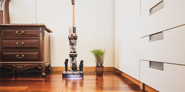 清潔之王來了:吸力堪比龍卷風,吸塵器也能當畫筆?