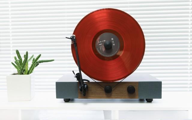 老燒走心評測:外觀復古的黑膠唱機,它讓音樂儀式感滿滿!