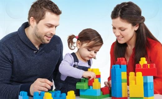费雪美高积木:多体系适用孩子不同年龄段,安全材质放心玩耍