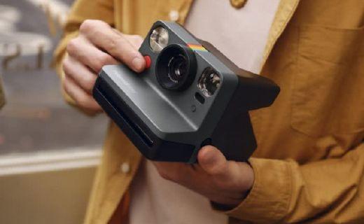 寶麗來推出新相機Polaroid Now!支持自動對焦,售價709元