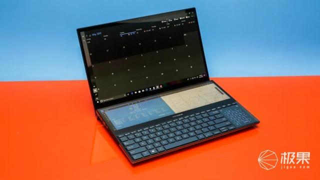 「新东西」巨型TouchBar!华硕灵耀X2Pro价格公布:29999