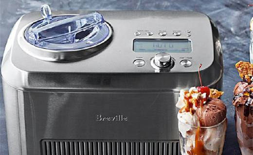 在家能做美味甜品的冰淇淋機,口味秒殺哈根達斯!