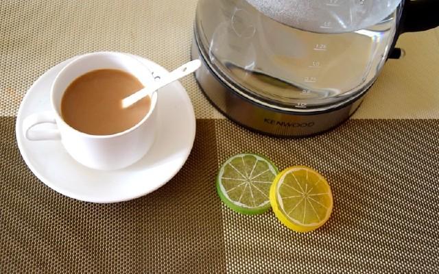 健康饮水从此开始,凯伍德玻璃电水壶体验