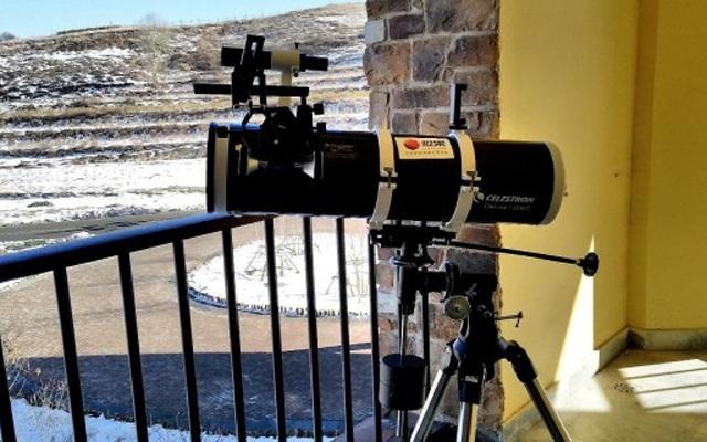 不用再去天文馆,自己在家也能观星望月 — 星特朗Deluxe 130EQ天文望远镜万博体育max下载 | 视频