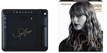 Taylor Swift X富士相机:微距双重自动曝光,随手拍大片