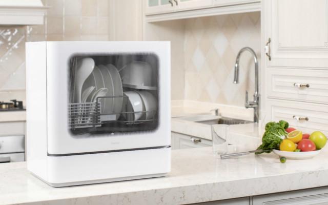 "Onemoon""小月亮""洗碗机发布众筹,智能洗碗 解放双手"