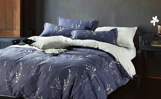 迎馨家纺四件套:全棉舒适又透气,柔软轻薄不褪色