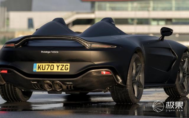 阿斯顿•马丁V12Speedster跑车明年交付,限量88台