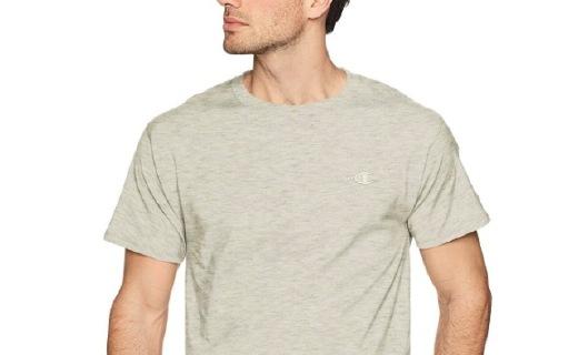 Champion男士经典T恤:经典潮牌爆款,纯棉质地舒适百搭