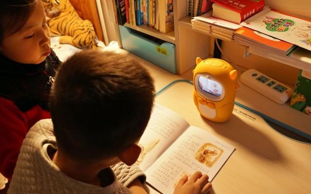 與孩子一起繪本閱讀,有牛聽聽讀書牛的陪伴更輕松