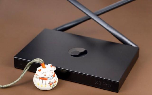 动动鼠标就能异地组网—蒲公英X3Pro路由器评测