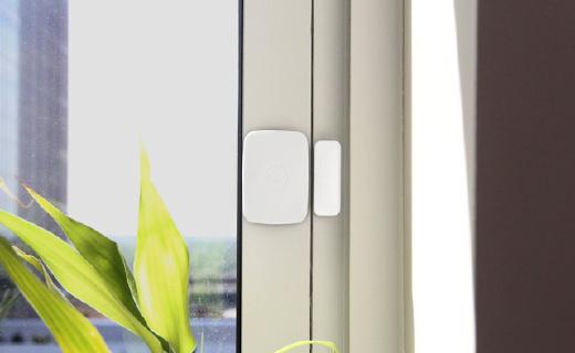 三星SmartThings門窗傳感器:安裝方便,APP遠程查看,從此不擔心忘關門