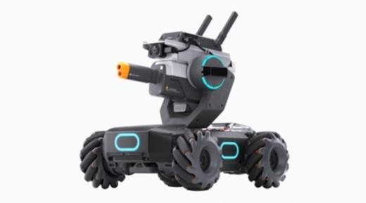 「新东西」迷你步兵战车!大疆发布机甲大师S1教育机器人