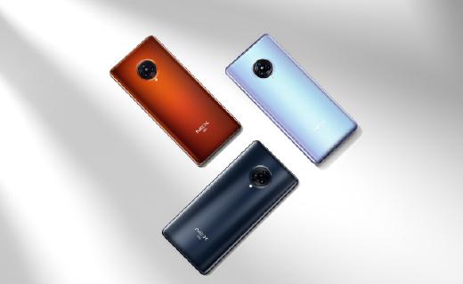 無界瀑布屏!vivo正式發布NEX 3S旗艦手機,4998元起